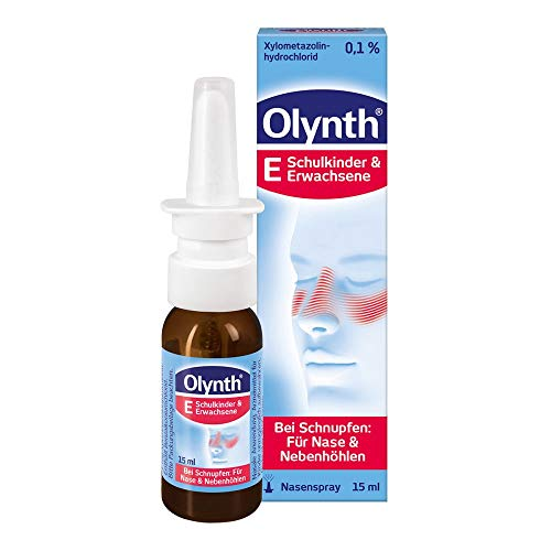 Olynth 0,1% f�r Erwachsene Nasendosierspray, 15...