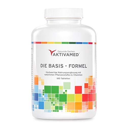 Basis-Formel Aktivamed Premium Multivitamin +...