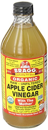 Bragg Organic Apple Cider Vinegar with the mother...