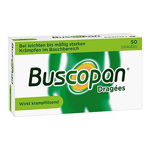 Buscopan Dragées bei leichten bis moderaten...