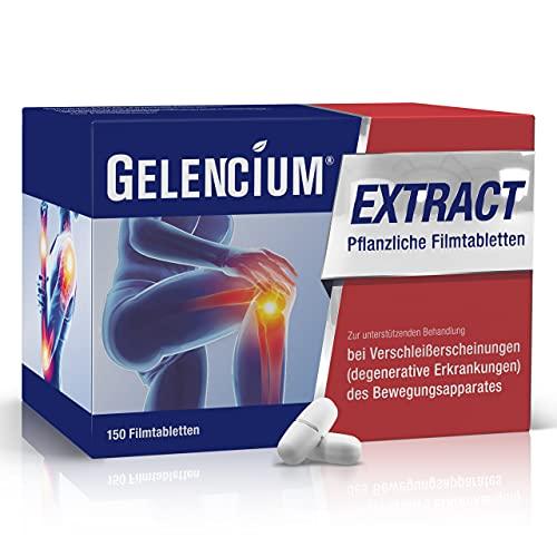 Gelencium EXTRACT Pflanzliche Tabletten: Neues...