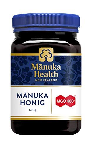 Manuka Health - Manuka Honig MGO 400+ 500g - 100%...
