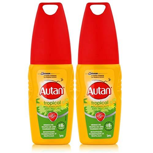 Autan Mückenschutz Tropical Pumpspray 100ml -...