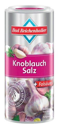 Bad Reichenhaller - Knoblauch Salz 'mit Folsäure'...