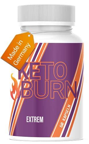 HelloNutrition® KETO BURN EXTREM mit Glucomannan...