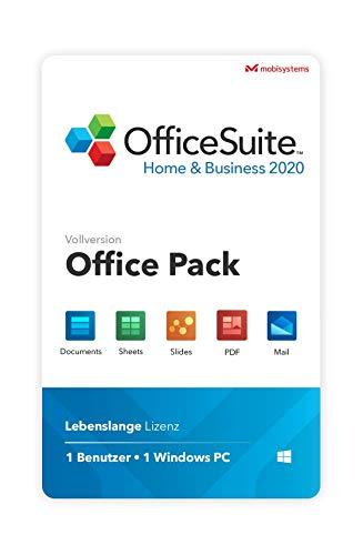 OfficeSuite Home & Business 2020 – Lebenslange...