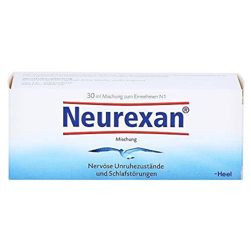 Neurexan Mischung bei nervösen Unruhezuständen...