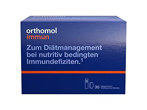 Orthomol immun 30 Trinkampullen & Tabletten -...