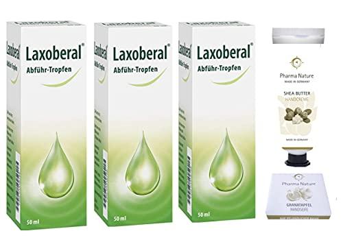 Laxoberal Abführ-Tropfen 50ml - 3 x 50 ml Sparset...