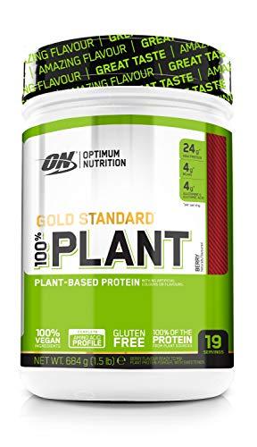 Optimum Nutrition Gold Standard 100% Plant, On...