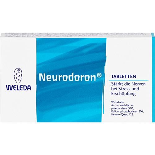 WELEDA Neurodoron Tabletten bei Stress und...