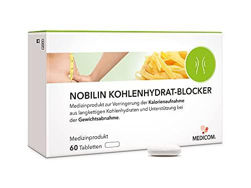 MEDICOM NOBILIN KOHLENHYDRATBLOCKER – 60...