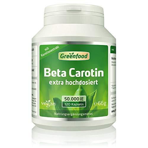 Beta Carotin, 50.000 i.E. (30 mg), 120...