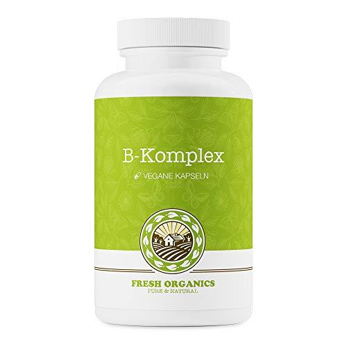 Vitamin B Komplex Tabletten - 180 vegane Tabletten...