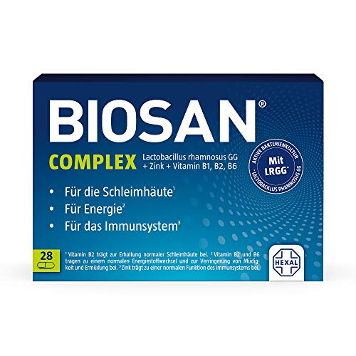 Biosan Complex 28St. inclusive einer Handcreme von...