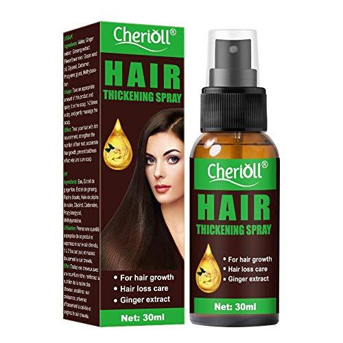 Haarwuchs Spray, Anti-Haarausfall-Spray,...