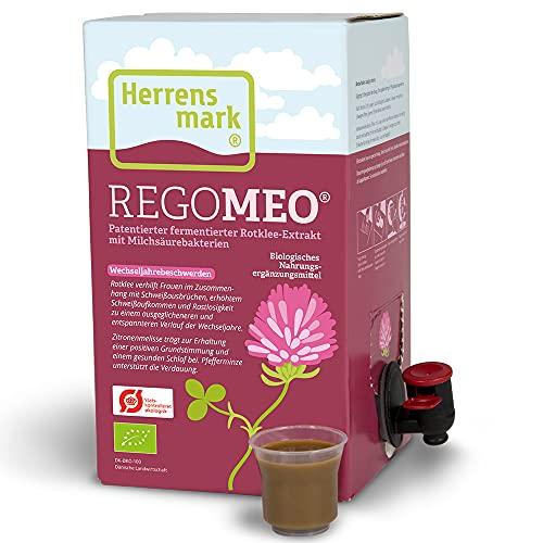REGOMEO - Fermentierter Rotklee-Extrakt (1 Liter)...