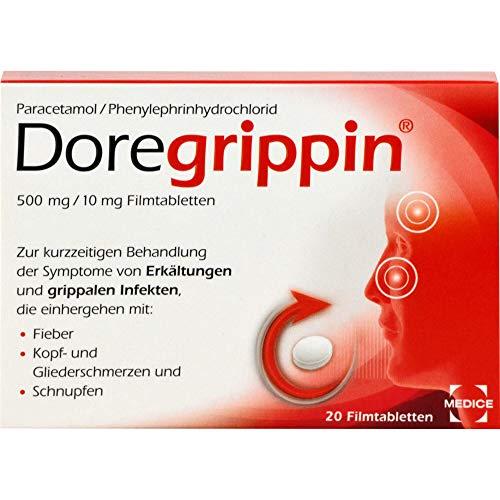 Doregrippin – Die schnelle 3-fach-Hilfe bei...