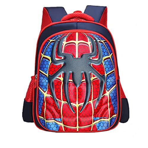 Student Schultasche, Kinderrucksäcke, Spider Man...