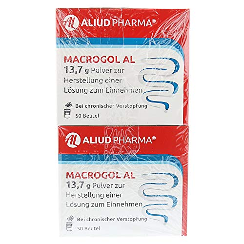 Macrogol AL 13,7 g Pulver zur Herstellung einer...