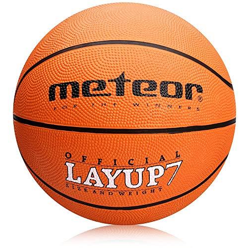 meteor® Layup Kinder Jugend Basketball Größe #5...