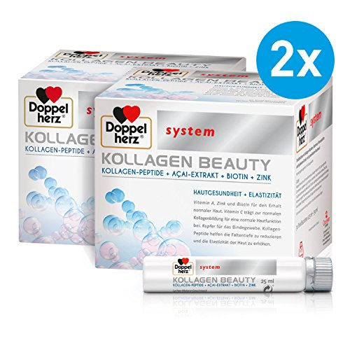 Doppelherz Kollagen Beauty 60 Trinkfläschchen |...