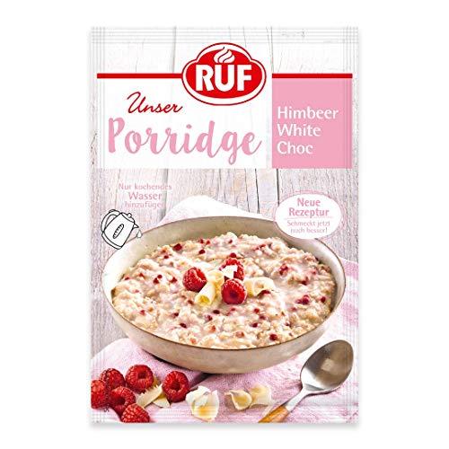 RUF Porridge Himbeer White Choc mit...