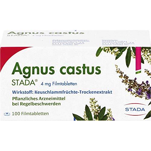 Agnus castus STADA Tabletten bei Regelbeschwerden,...