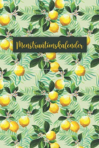 Menstruationskalender: Menstruationszyklus mit...