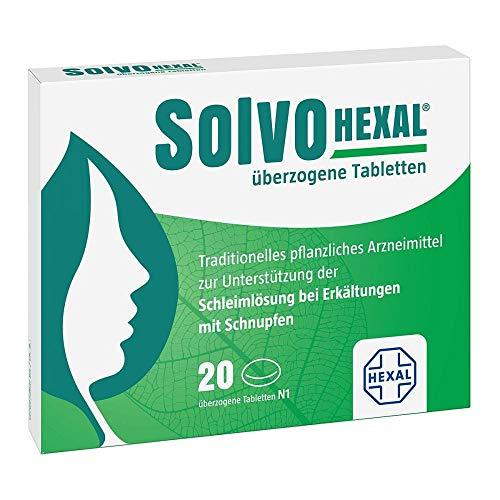 SolvoHexal überzogene Tabletten, 20 St
