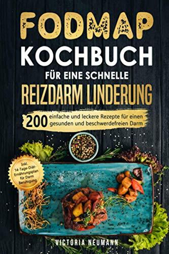 FODMAP Kochbuch für eine schnelle...