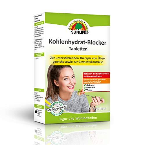 SUNLIFE Kohlenhydrat-Blocker: Zur unterstützenden...