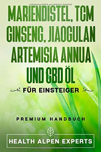 Mariendistel TCM Ginseng Jiaogulan Artemisia annua...