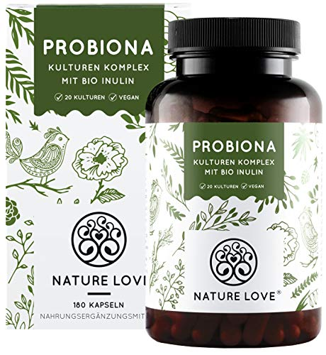 NATURE LOVE® Probiona Komplex - 20...
