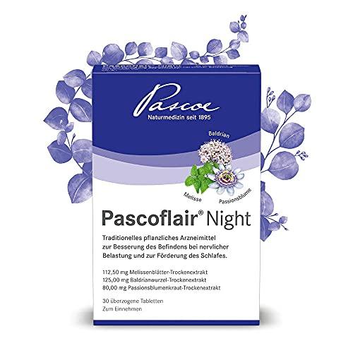 Pascoe® Pascoflair® Night: Baldrian,...