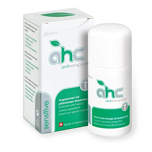 JV Cosmetics - AHC sensitive Antitranspirant -...