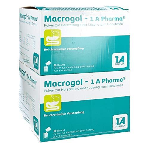 Macrogol - 1A Pharma Pulver bei chronischer...