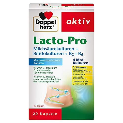 Doppelherz Lacto-Pro Milchsäurekulturen +...