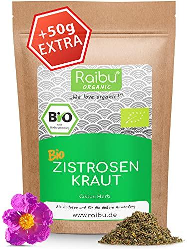 Raibu® Zistrosenkraut Bio 250g + 50g extra -...