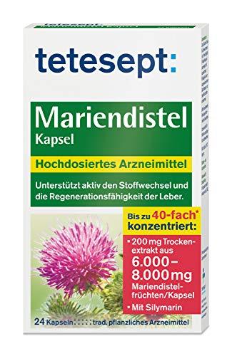 Mariendistel Kapsel – Traditionell pflanzliches...