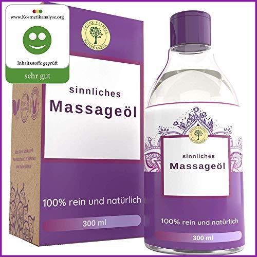 Ayurvedisches Massage Öl 300 ML, Ein Sinnliches...