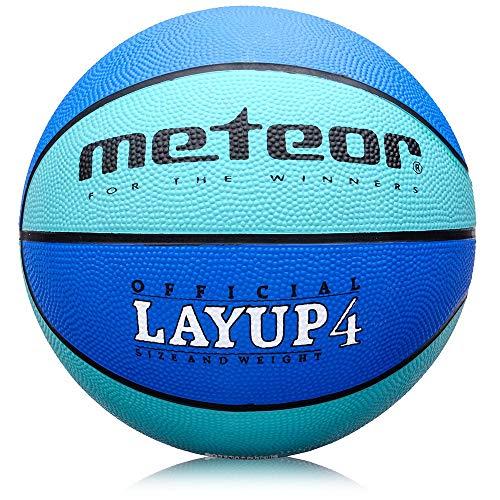 meteor® Kinder Basketball Layup Größe #4 Jugend...