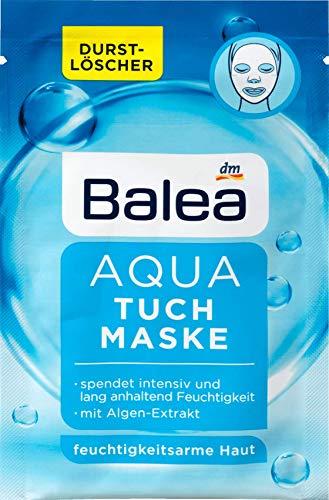Balea Aqua Tuch-Maske, 1 St