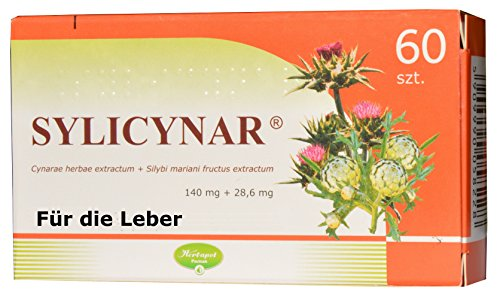 Für die Leber, 60 Tabletten, Leberschutz und...