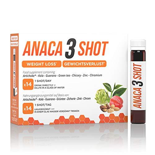 Anaca3 Shot Gewichtsverlust (1) – Verbrennt Fett...