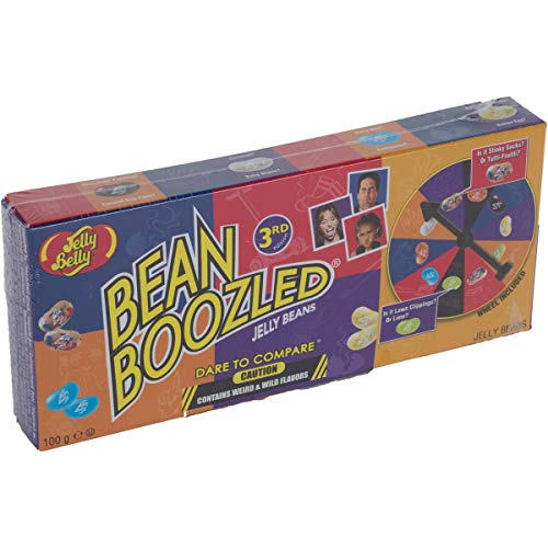 Jelly Belly Bean boozled Spinner Gift Box 3.5 OZ...