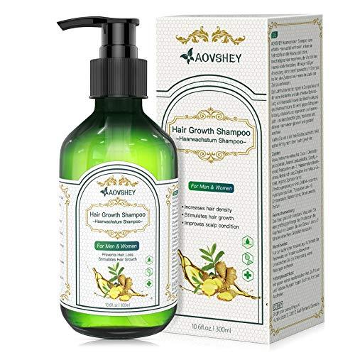 AOVSHEY Haarwachstum Shampoo 300ML...