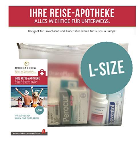 Reiseapotheke von Apotheken-Express (L-Size)...