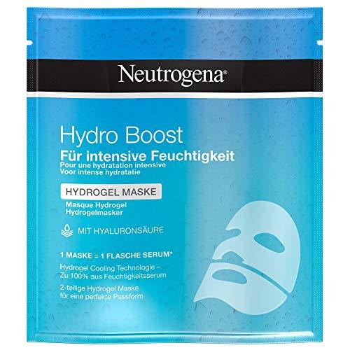 Neutrogena Hydro Boost Hydrogel Maske, pflegende...
