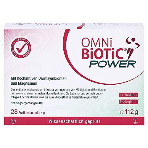OMNi BiOTiC POWER Classic, 28 Portionsbeutel a 4g...